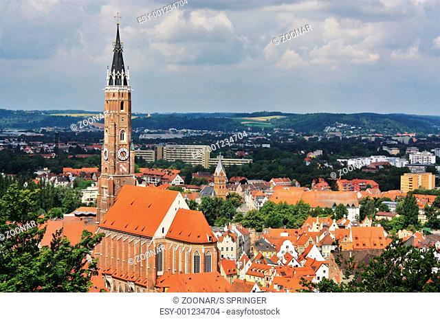 Martinskirche Landshut