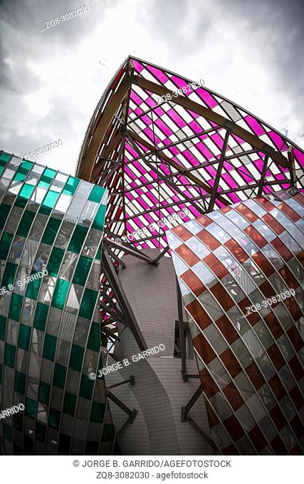 The Louis Vuitton Foundation. The Fondation Louis Vuitton is an art museum and cultural center