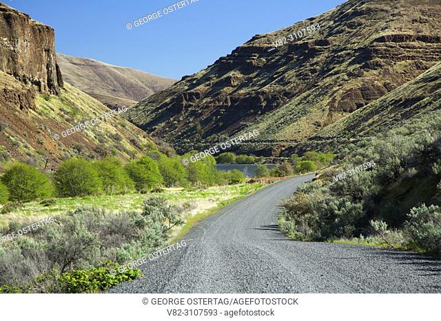 Lower Deschutes National Back Country Byway, Deschutes Wild and Scenic River, Oregon