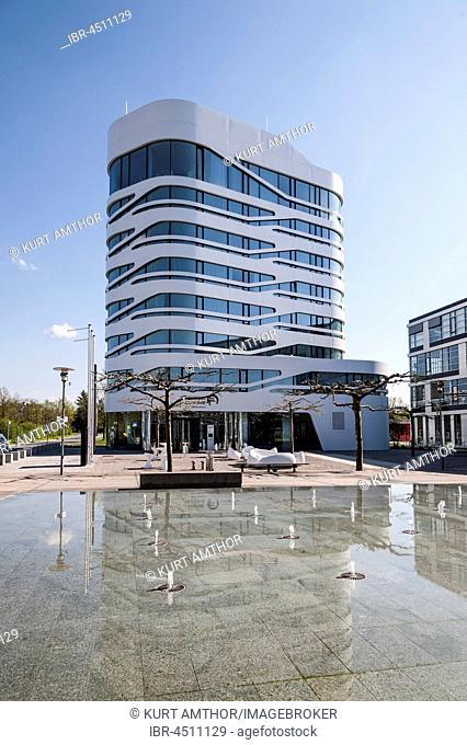 Innovation Center for Biotechnology IZB, Martinsried, near Munich, Bavaria, Germany