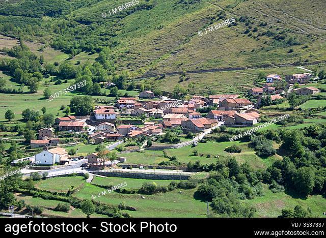 Tudanca, Saja-Nansa district, Cantabria, Spain