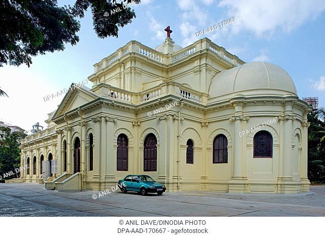 Saint mark cathedral , Bangalore , Karnataka , India