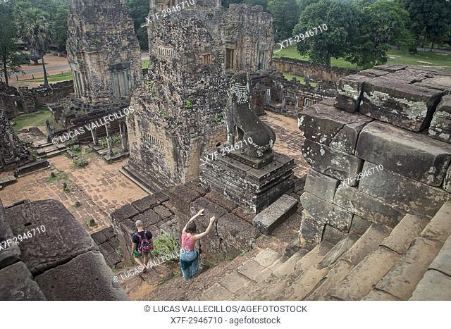 Pre Rup temple, Angkor Archaeological Park, Siem Reap, Cambodia