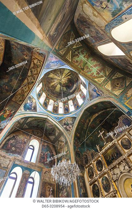 Georgia, Tbilisi, Old Town, Armenian Cathedral of St. George, interior