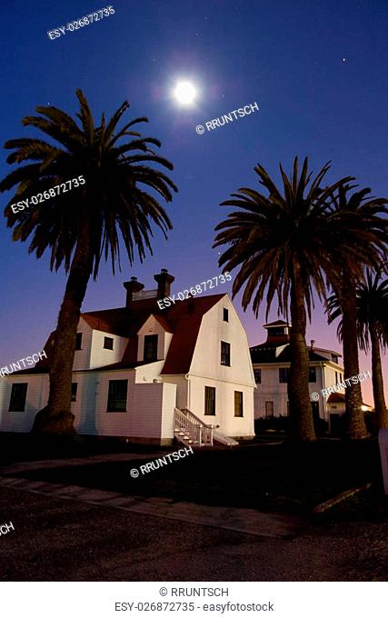Houses at Crissy Field