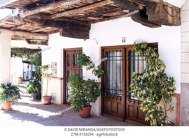 Antigua Judería. Guadalupe. Cáceres. Extremadura. España