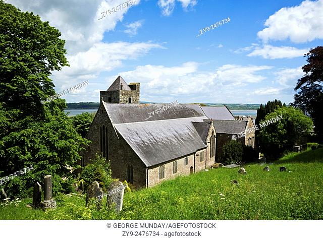 13th Century Collegiate Church of St Mary, Youghal, County Cork, Ireland