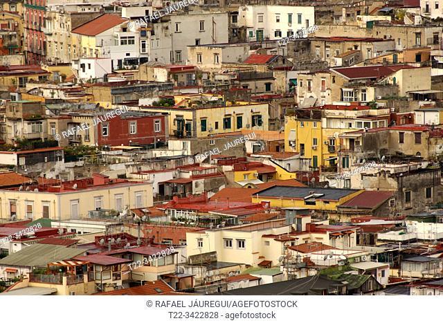 Naples (Italy). Naples Old Town