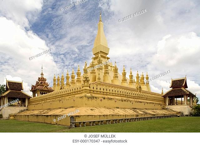 That Luang, Tempelanlage