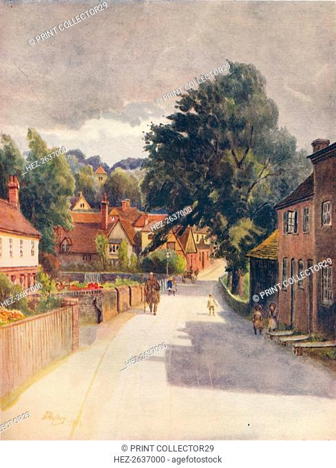 'Puttenham', 1912, (1914). Artist: James S Ogilvy