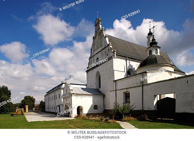 Dominican church of Michael Archangel (1752), Liubar, Zhytomyr Oblast, Western Ukraine