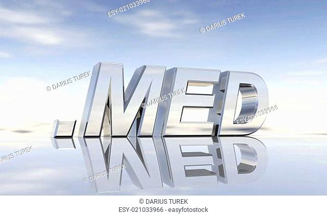 Top-Level-Domain .med