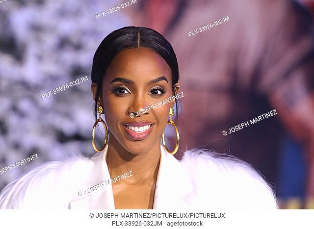 """Kelly Rowland at Sony Pictures' """"""""Jumanji: The Next Level"""""""" World Premiere held at the TCL Chinese Theater in Hollywood, CA, December 9, 2019"""