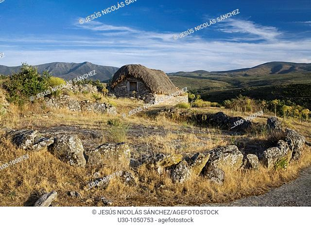 Threshing floor Stock Photos and Images