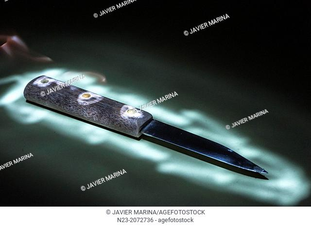 Knife, Valencia, Spain