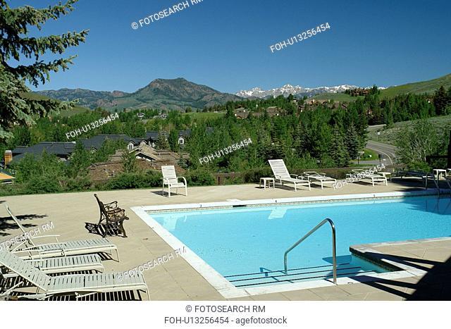Elkhorn, ID, Idaho, swimming pool