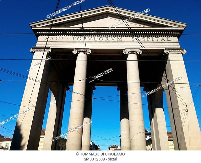 Italy. Milan, XXIV Maggio Square