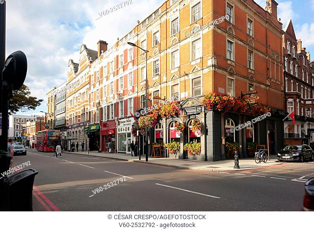 -Earl's Court Area- London (United Kingdom)