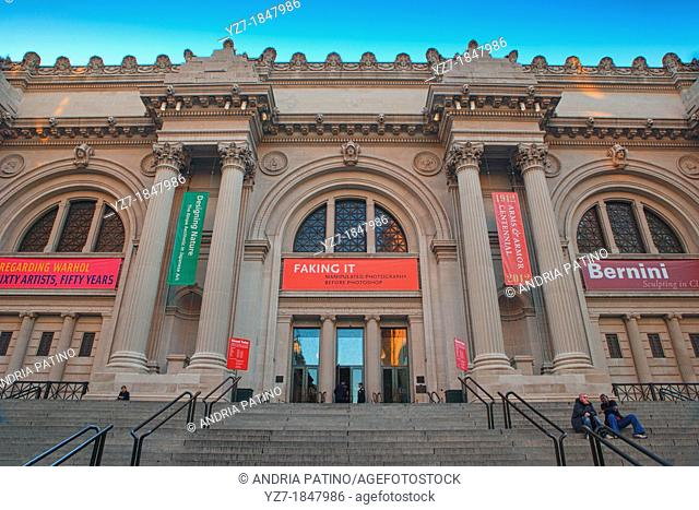 The Metropolitan Museum of Art, New York City, New York, USA