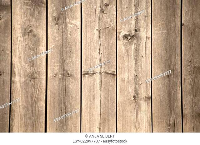 old grunge wooden wall used as background