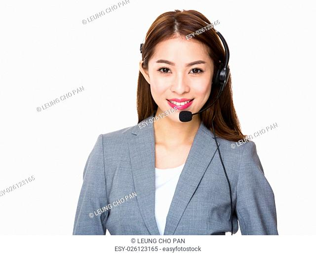 Customer services consultant