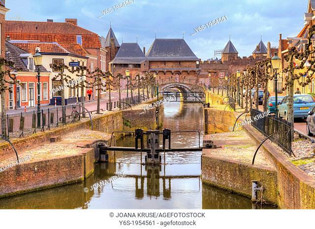 Koppelpoort, Amersfoort, Utrecht, Netherlands