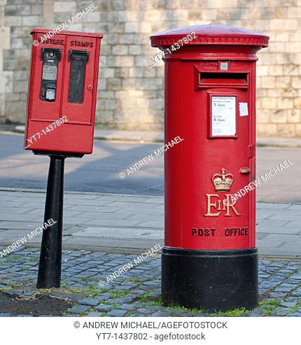 British Postage Stamp Stock Photos And Images Agefotostock