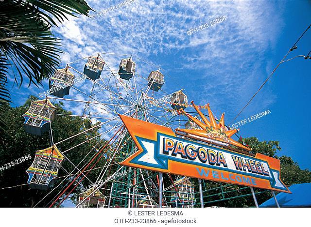 Pagoda Wheel, Mindanao