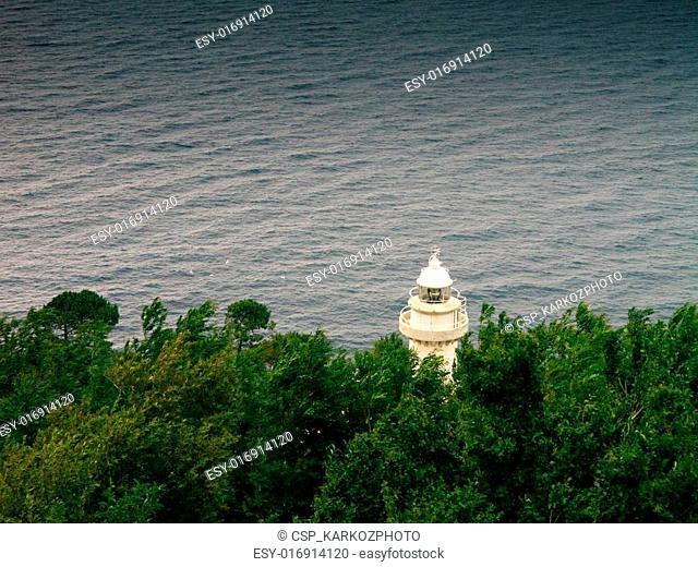 Lighthouse in Donostia - San Sebastian