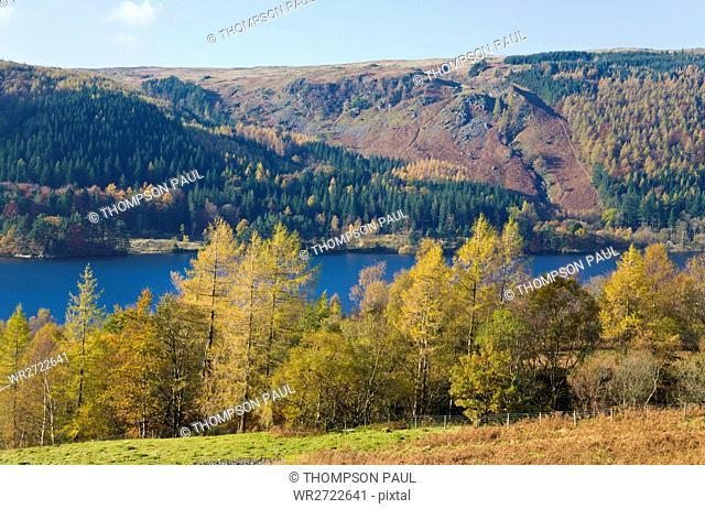 Thirlmere, Lake District, Cumbria, England