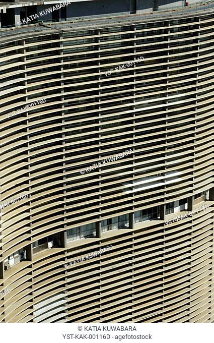 Copan Building, São Paulo, Brazil
