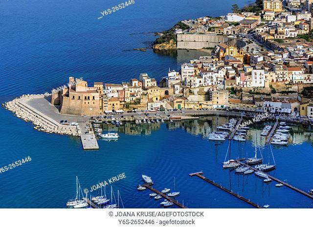 Castellammare del Golfo, Trapani, Sicily, Italy