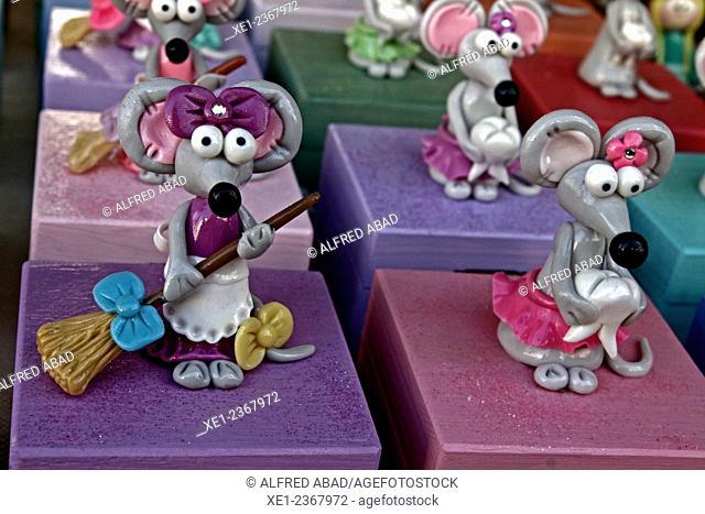 Mice, decorative figures
