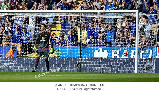 2015 Barclays Premier League Leicester v Sunderland Aug 8th. 08.08.2015. Leicester, England. Barclays Premier League. Leicester City versus Sunderland