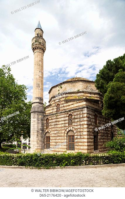 Albania, Vlora, the Muradi Mosque