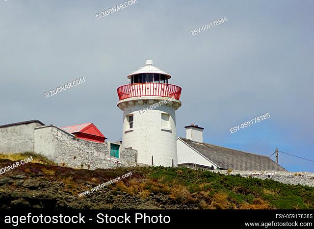 Kilcredaun Lighthouse