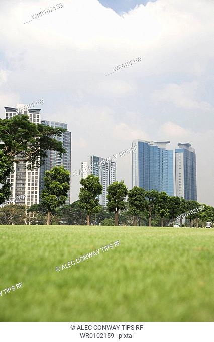 Asia,Philippines, Manila, cityscape