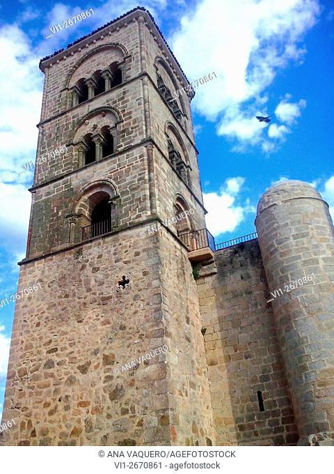 Church, Trujillo, Extrenadura, Cáceres, Spain