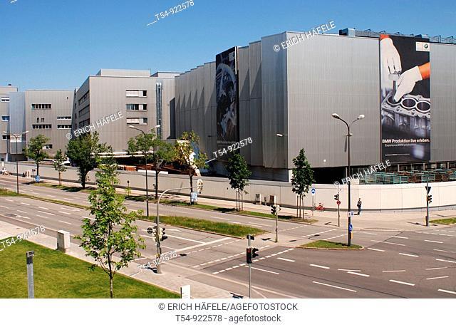 BMW Carfactory in Munich