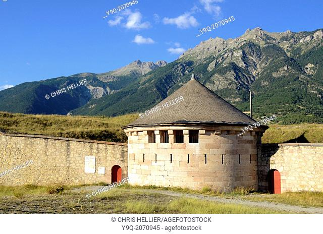 Vauban Fortifications Mont-Dauphin Hautes-Alpes France