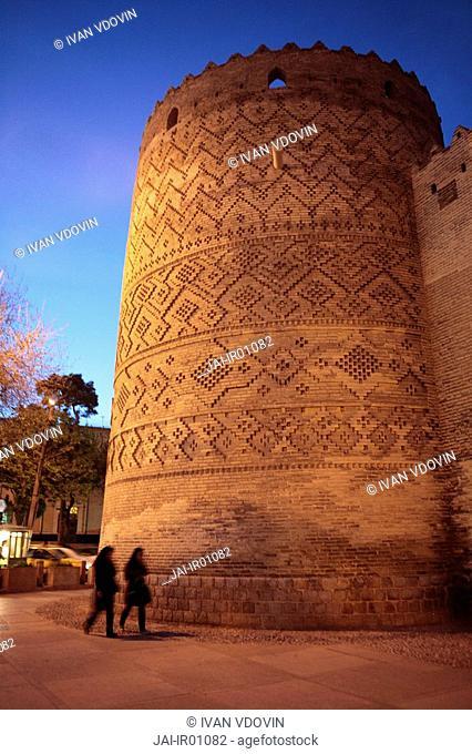 Citadel 1766, Shiraz, province Fars, Iran