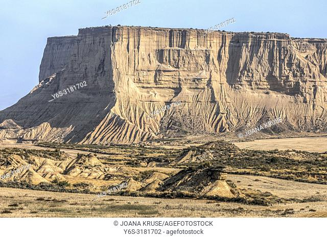 Bardenas Reales, Basque Country, Spain, Europe