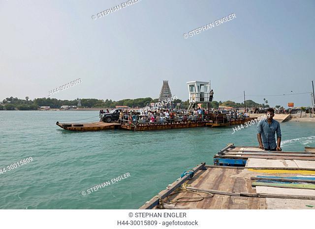 Sri Lanka, region, Jaffna, Asia, Nainativu Island