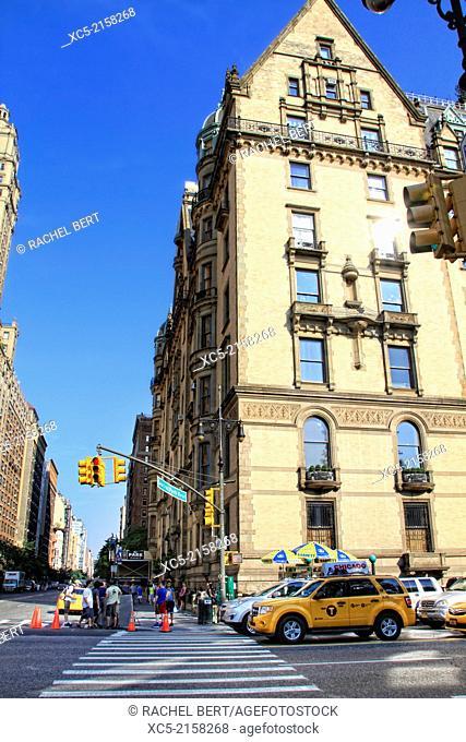 Urban Landscape, New York City, United States