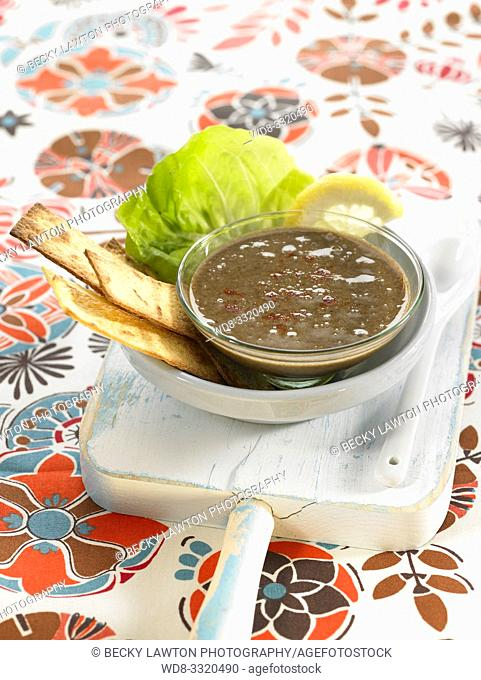tahin casero / homemade tahini