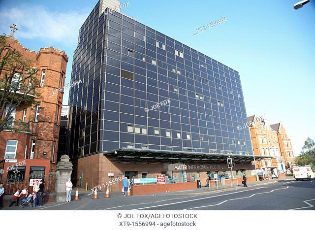 Mater Infirmorum Hospital, Belfast, Northern Ireland, UK