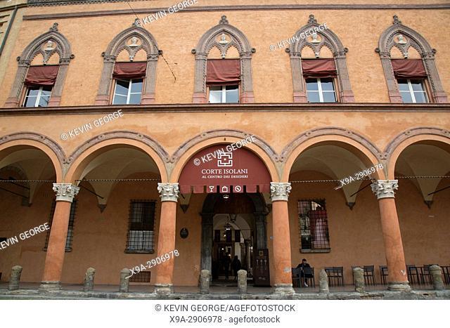 Palazzo Isolani; Santo Stefano Square; Bologna; Italy