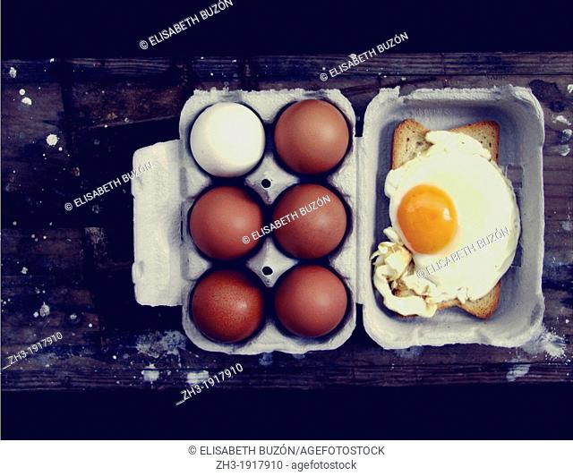 Picture about eggs