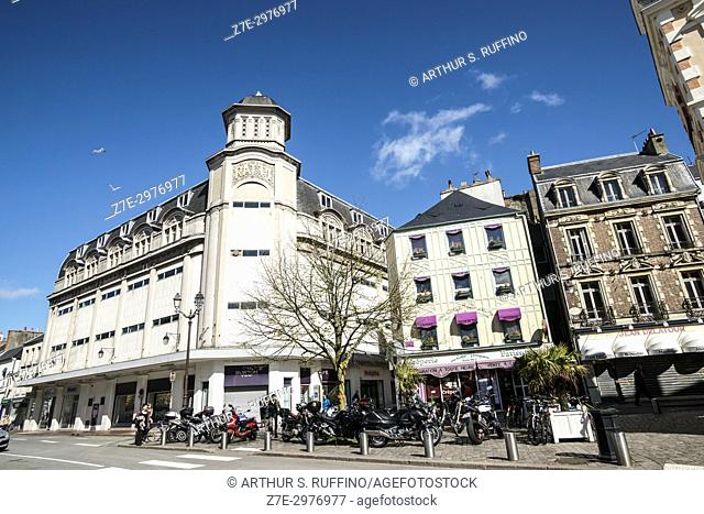 Cherbourg-Octeville, Manche Department, Normandy, France, Europe