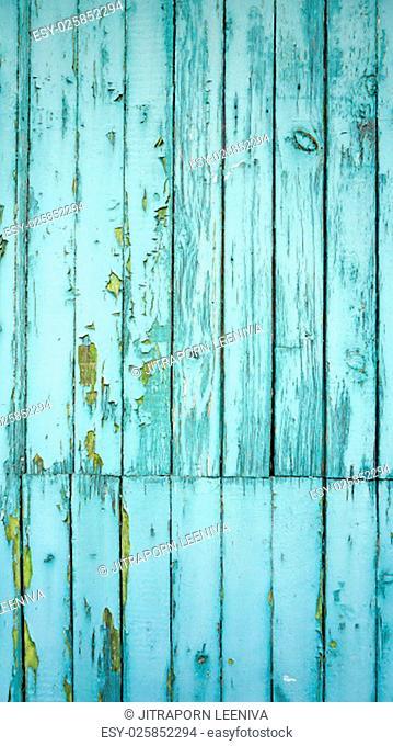 Vintage green wood background vertical